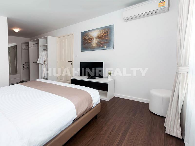 Двуспальные квартиры в аренду в Хуа Хине 7