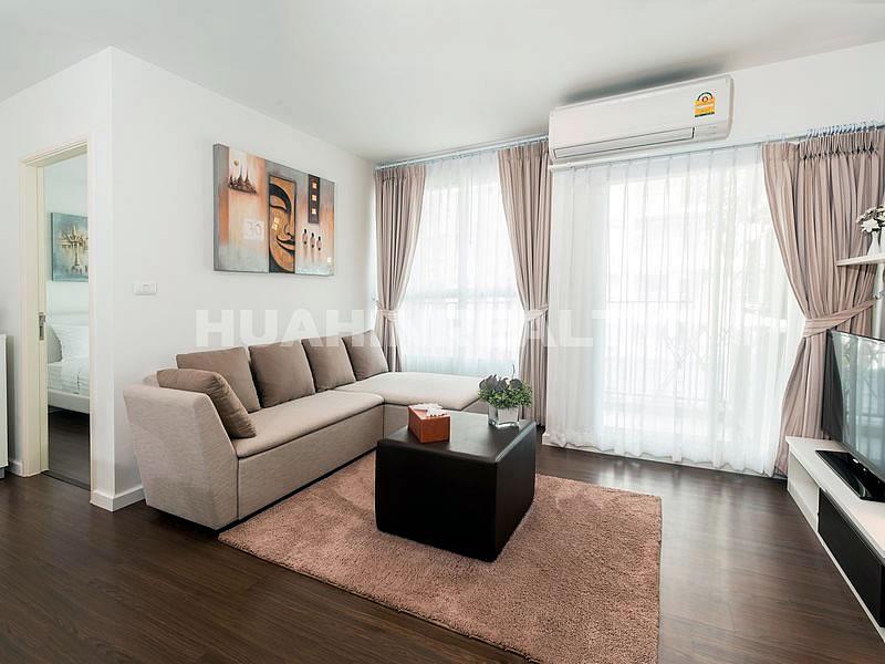 Двуспальные квартиры в аренду в Хуа Хине 10