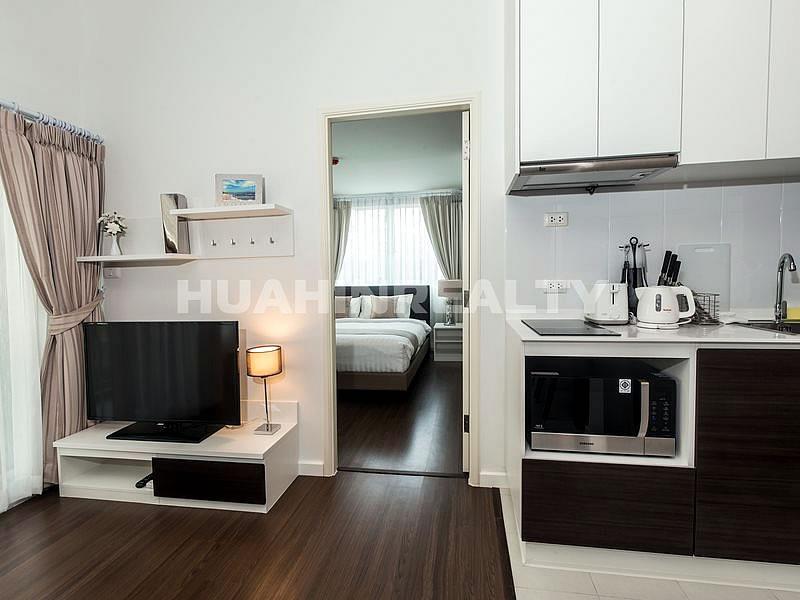 Двуспальные квартиры в аренду в Хуа Хине 12