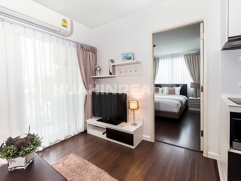 Двуспальные квартиры в аренду в Хуа Хине 13