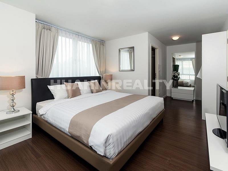 Двуспальные квартиры в аренду в Хуа Хине 15