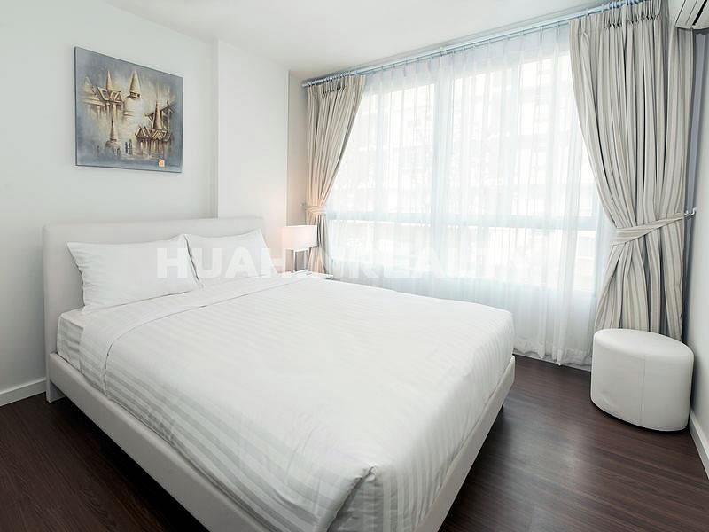 Двуспальные квартиры в аренду в Хуа Хине 17
