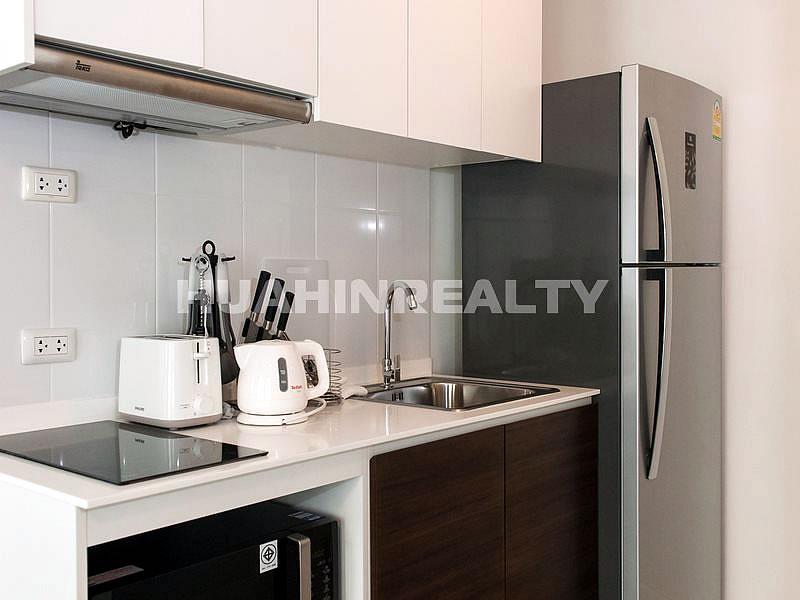 Двуспальные квартиры в аренду в Хуа Хине 19