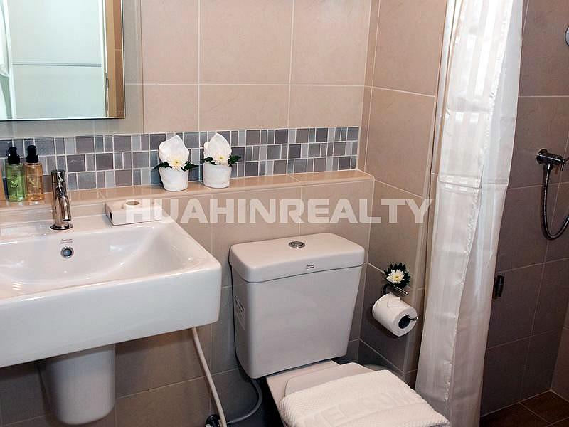 Двуспальные квартиры в аренду в Хуа Хине 20