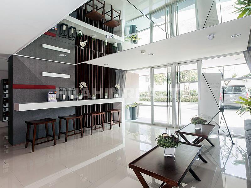 Двуспальные квартиры в аренду в Хуа Хине 28