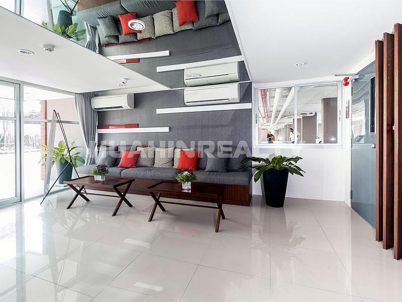 Двуспальные квартиры в аренду в Хуа Хине 30