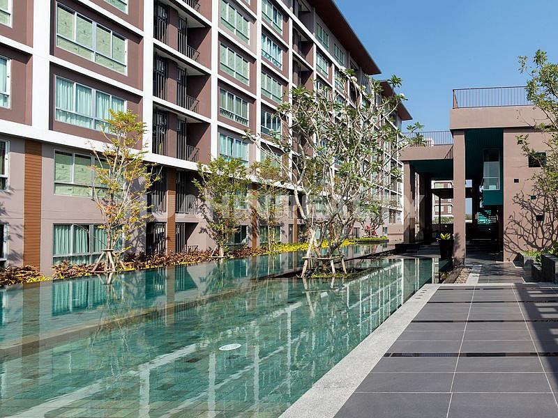 Двуспальные квартиры в аренду в Хуа Хине 35