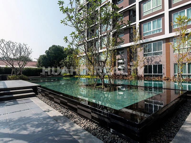 Двуспальные квартиры в аренду в Хуа Хине 36