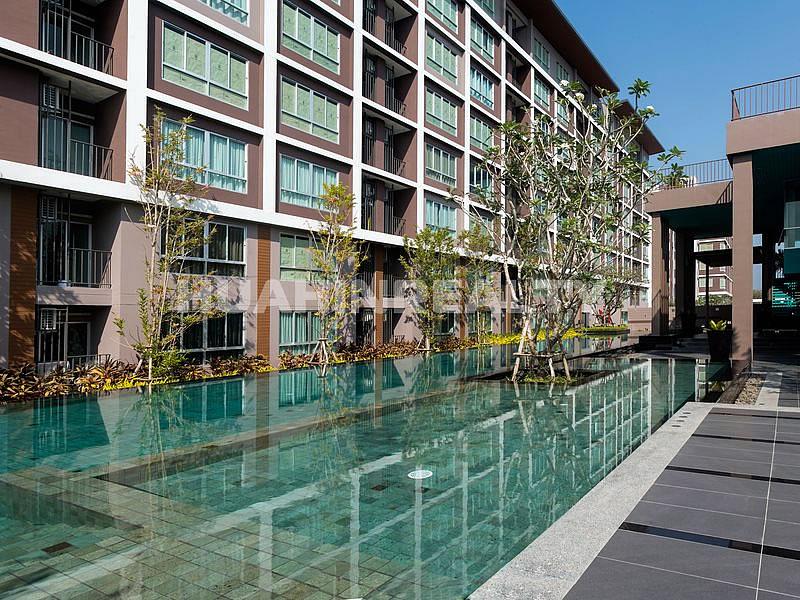 Двуспальные квартиры в аренду в Хуа Хине 37