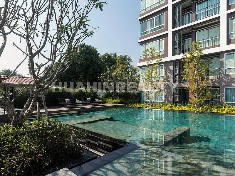 Двуспальные квартиры в аренду в Хуа Хине 39