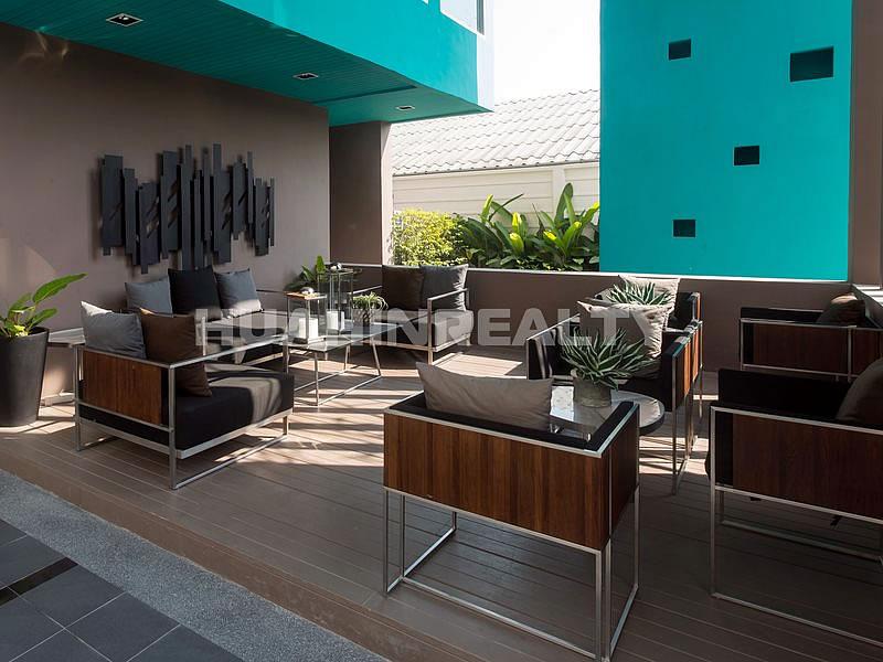 Двуспальные квартиры в аренду в Хуа Хине 41