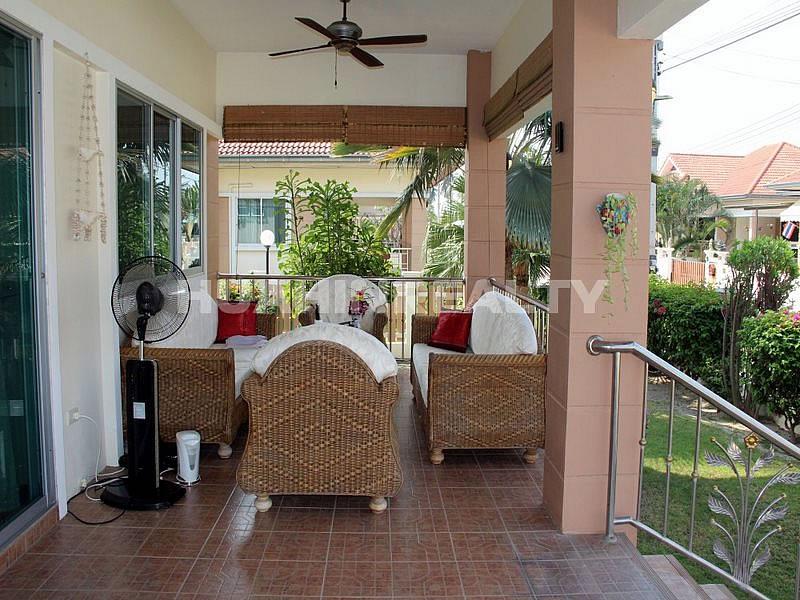 Небольшой дом в Хуа Хине по разумной цене 1