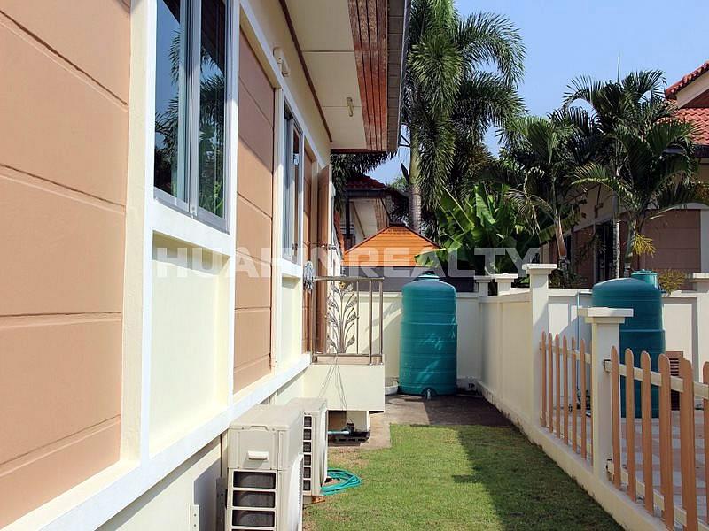 Небольшой дом в Хуа Хине по разумной цене 8
