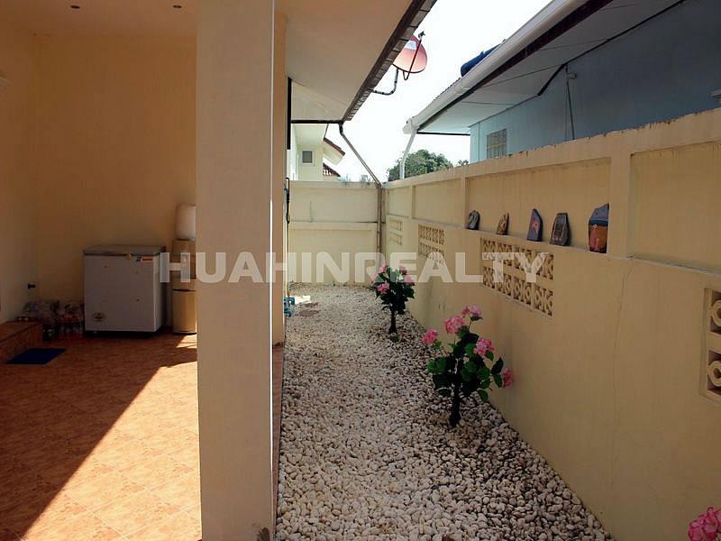 Недорогой дом с бассейном в Хуа Хине 26