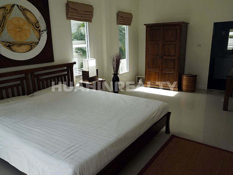 Новая комфортабельная вилла в аренду на сои 88 в Хуа Хине 18