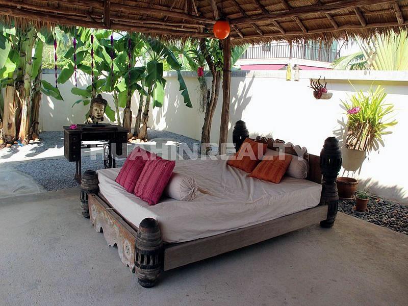 3 спальная вилла в охраняемом поселке в районе Као Тао 8