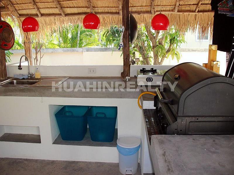 3 спальная вилла в охраняемом поселке в районе Као Тао 14