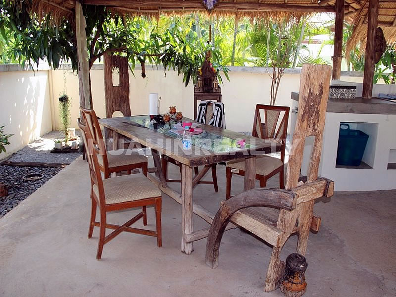 3 спальная вилла в охраняемом поселке в районе Као Тао 16
