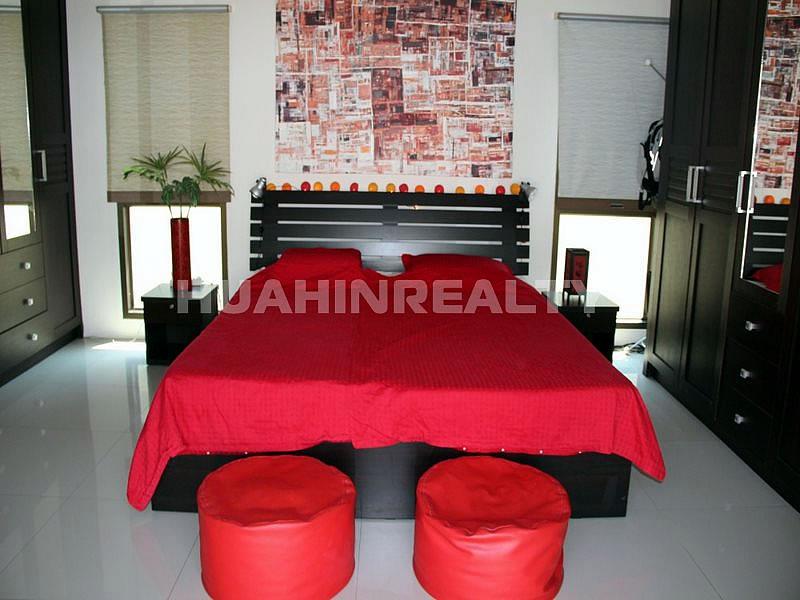 3 спальная вилла в охраняемом поселке в районе Као Тао 17