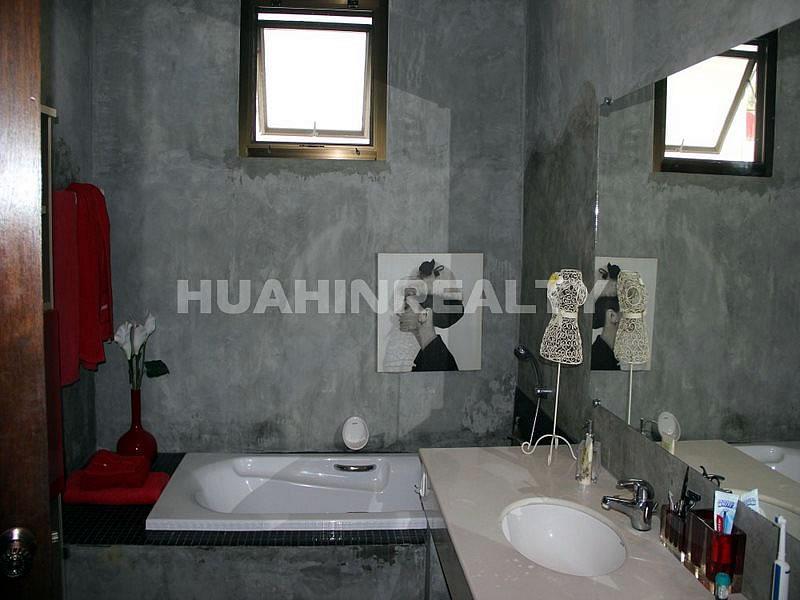 3 спальная вилла в охраняемом поселке в районе Као Тао 19