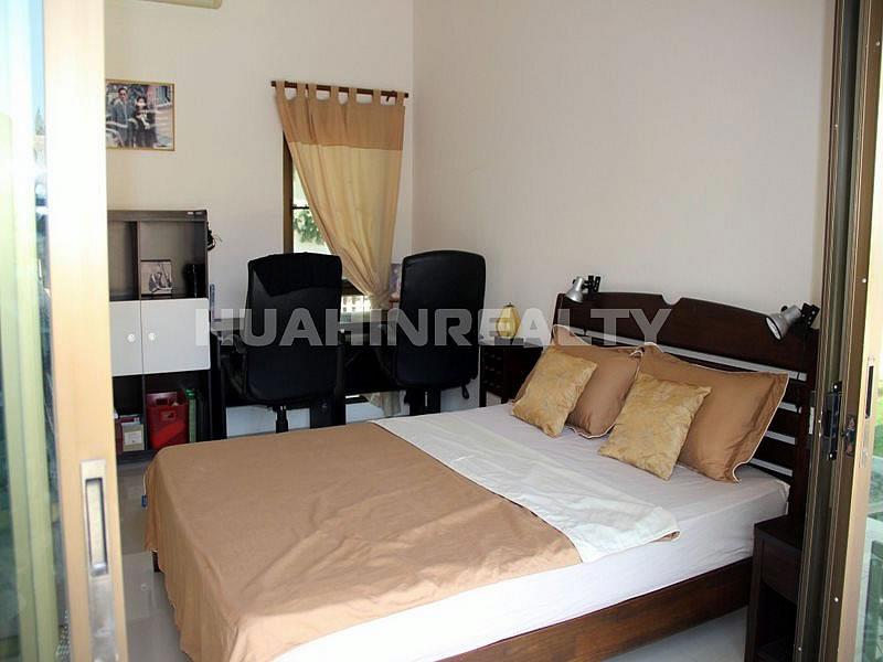 3 спальная вилла в охраняемом поселке в районе Као Тао 35