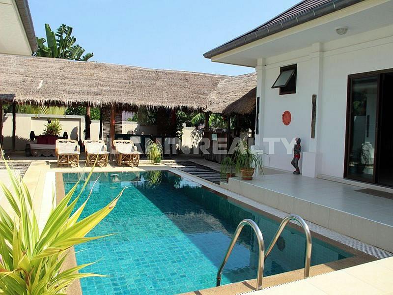3 спальная вилла в охраняемом поселке в районе Као Тао 39