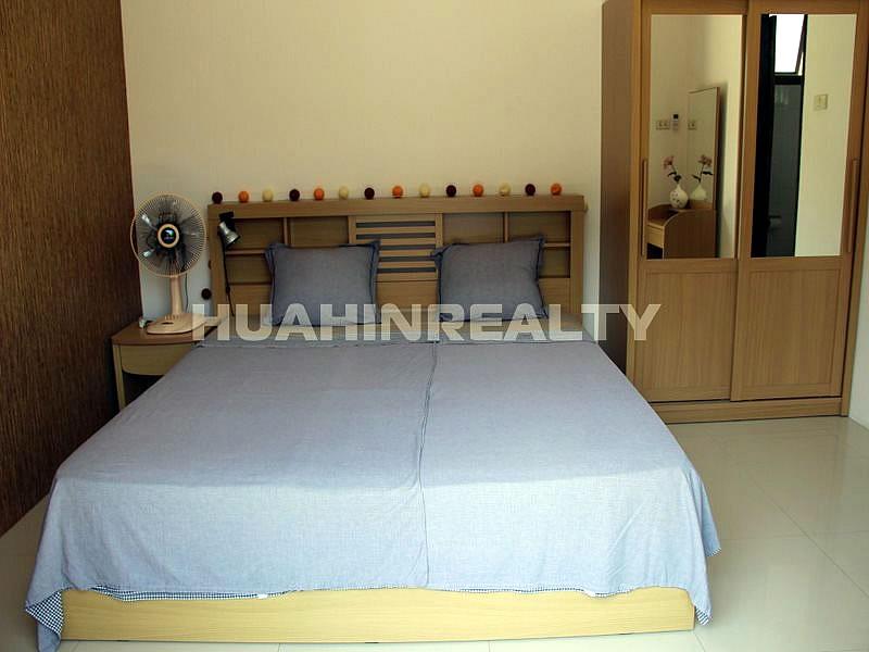 3 спальная вилла в охраняемом поселке в районе Као Тао 40