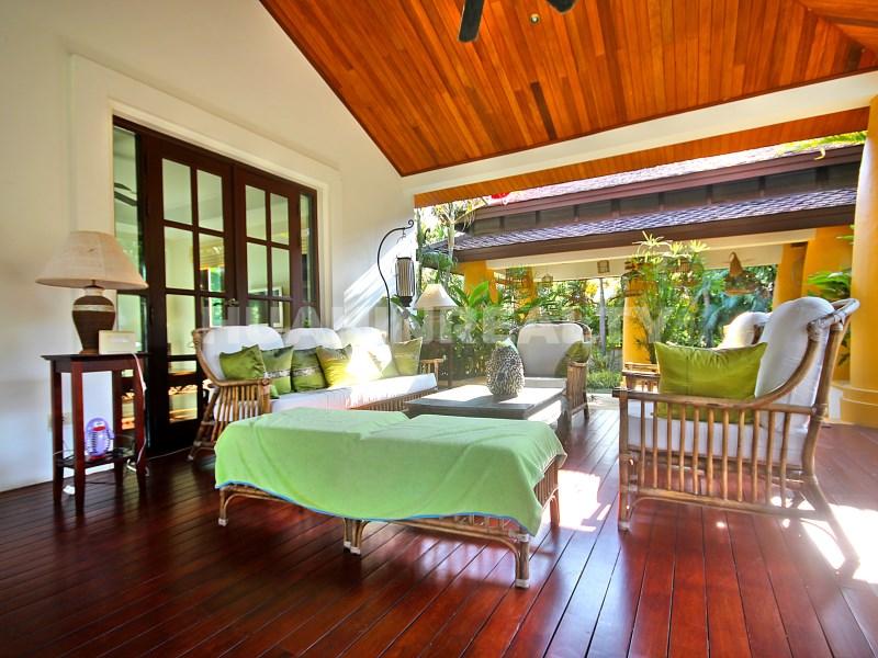 Люкс вилла с 5 спальнями в аренду в Хуа Хине 10