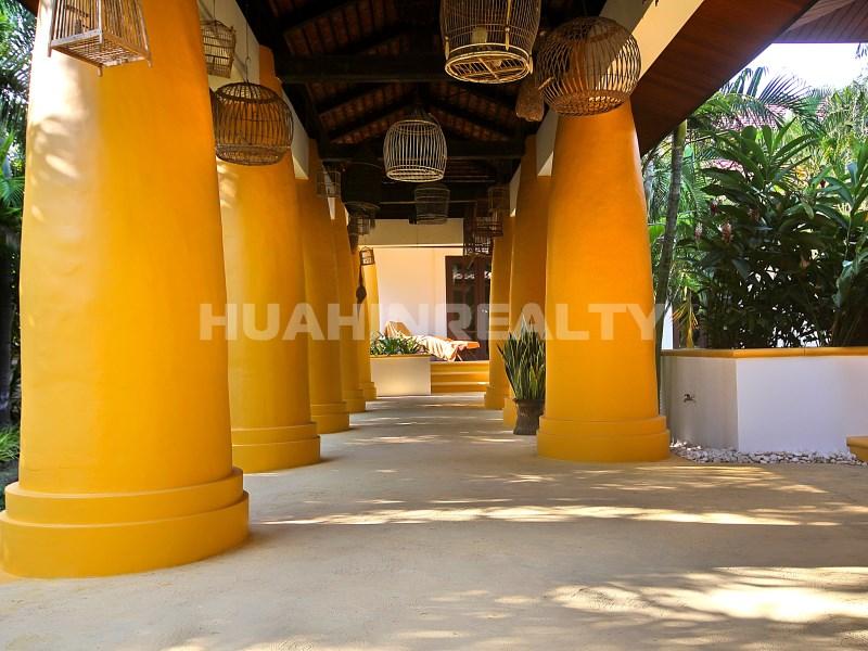 Люкс вилла с 5 спальнями в аренду в Хуа Хине 21