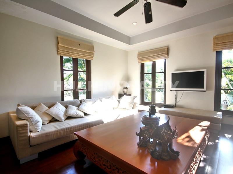 Люкс вилла с 5 спальнями в аренду в Хуа Хине 33