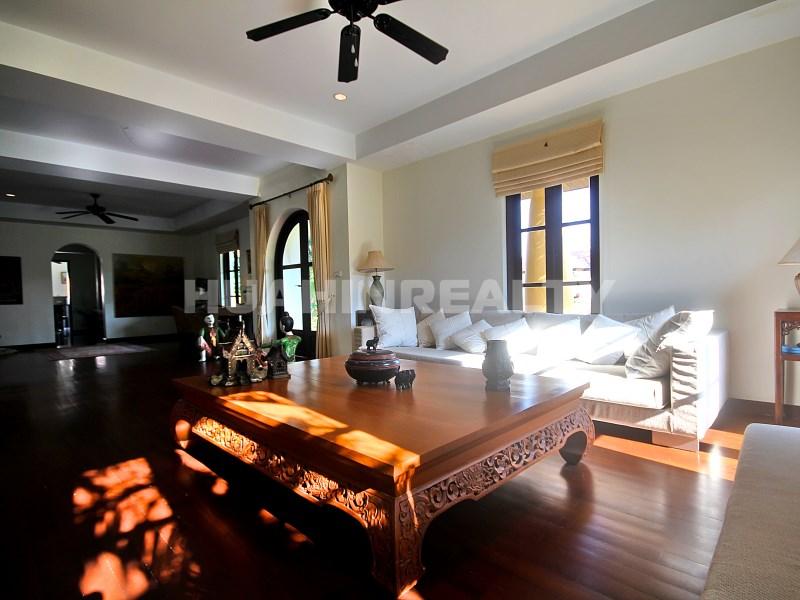 Люкс вилла с 5 спальнями в аренду в Хуа Хине 34