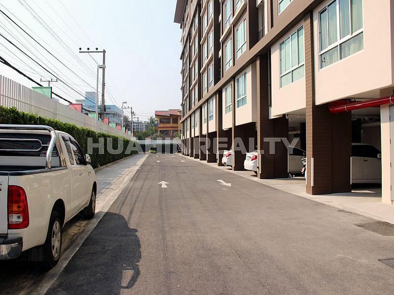 Недорогая студия в новом кондоминиуме в Хуа Хине 22