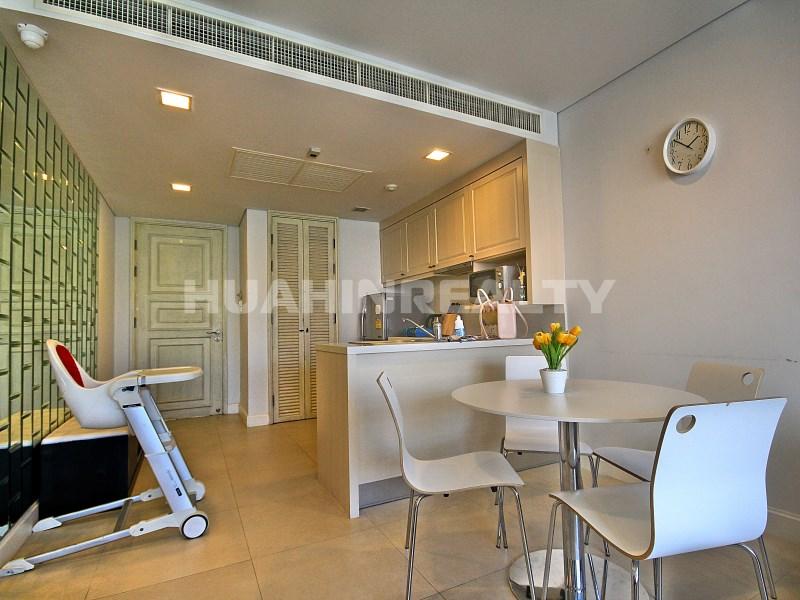 Двуспальные люкс апартаменты в Хуа Хине 17