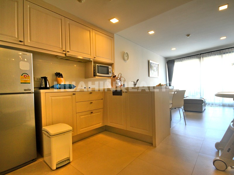 Двуспальные люкс апартаменты в Хуа Хине 18