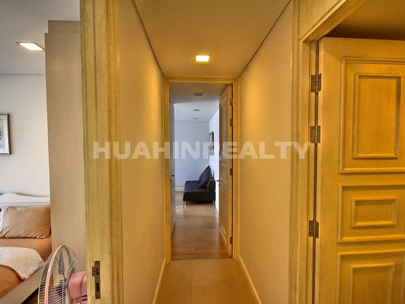 Двуспальные люкс апартаменты в Хуа Хине 25