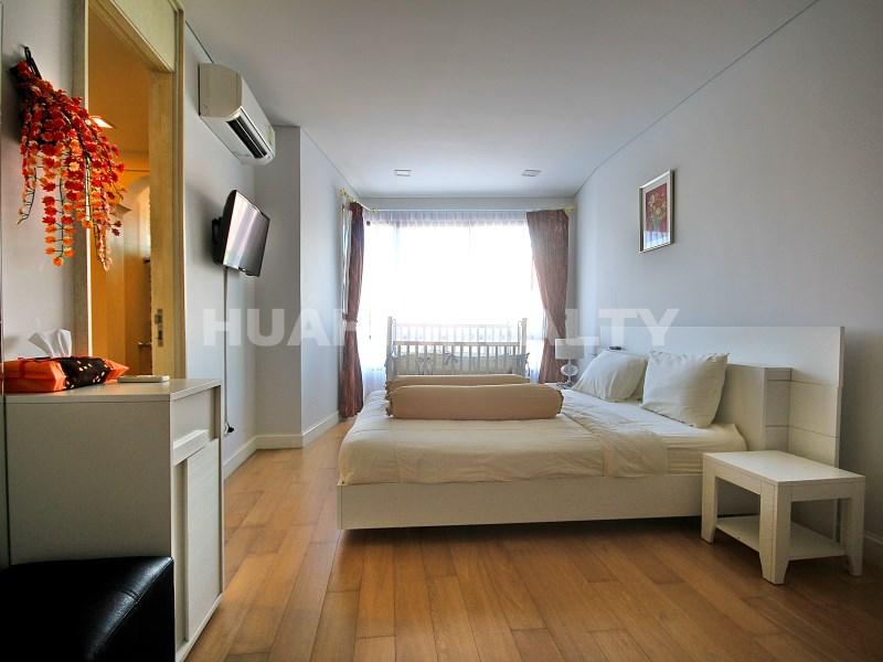 Двуспальные люкс апартаменты в Хуа Хине 26