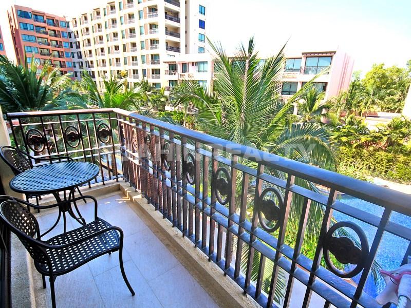 Двуспальные люкс апартаменты в Хуа Хине 31
