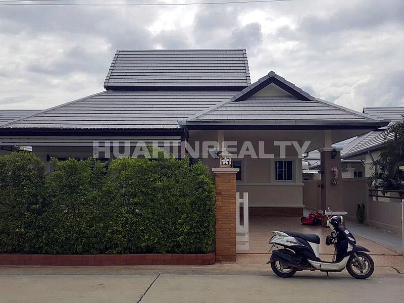 Двуспальный дом на продажу на юге Хуа Хина 1