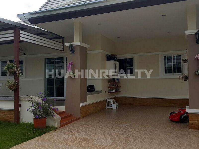 Двуспальный дом на продажу на юге Хуа Хина 17