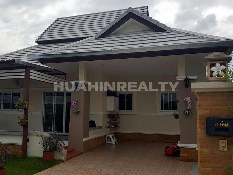 Двуспальный дом на продажу на юге Хуа Хина 18