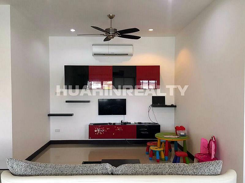 Двуспальный дом на продажу на юге Хуа Хина 19