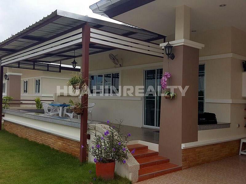 Двуспальный дом на продажу на юге Хуа Хина 20