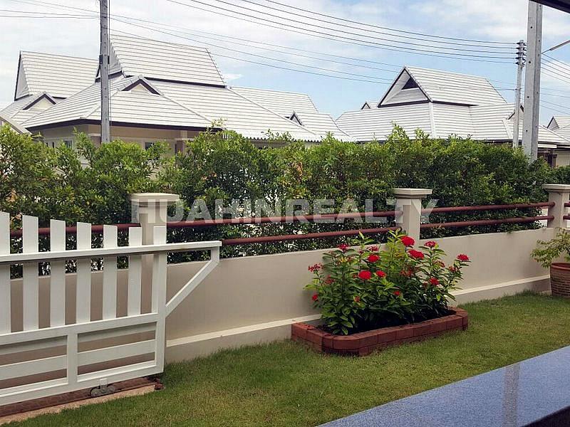 Двуспальный дом на продажу на юге Хуа Хина 21
