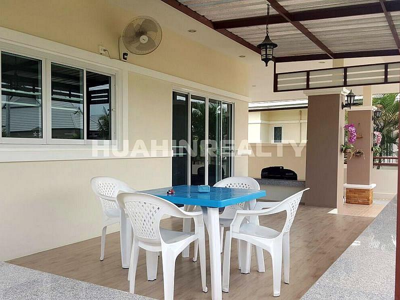 Двуспальный дом на продажу на юге Хуа Хина 22