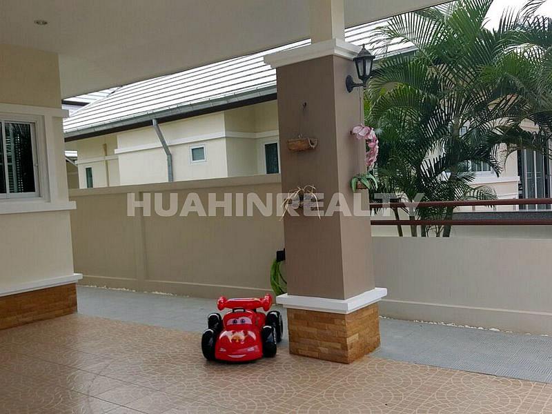 Двуспальный дом на продажу на юге Хуа Хина 23