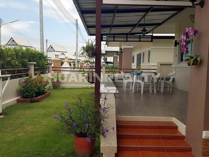 Двуспальный дом на продажу на юге Хуа Хина 24