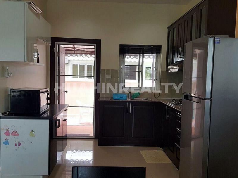 Двуспальный дом на продажу на юге Хуа Хина 26