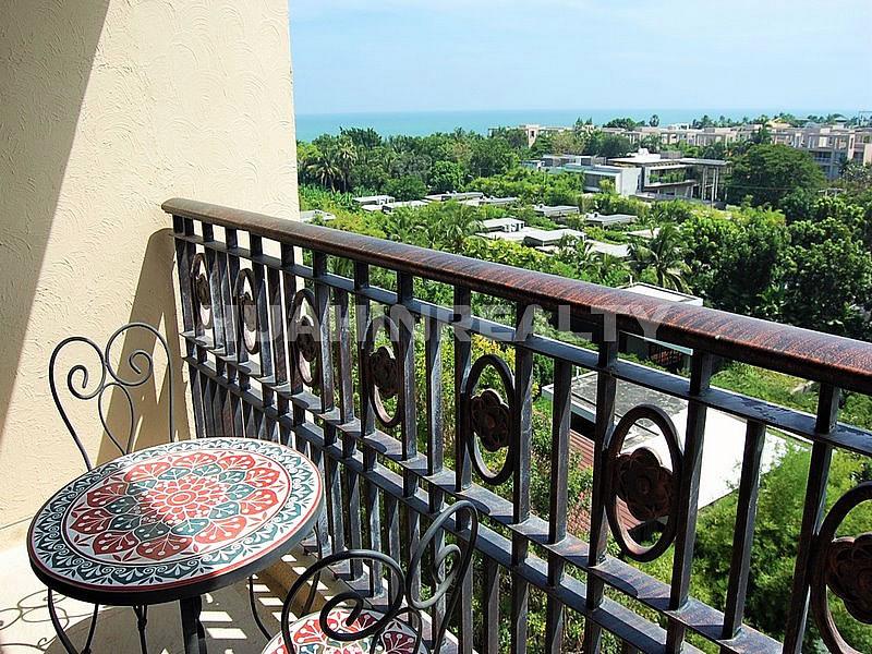 Квартира в Марракеш на высоком этаже с видом на море 14
