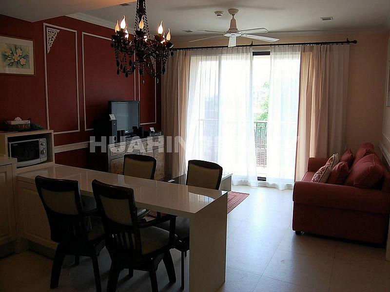 Односпальные апартаменты в аренду в центре города 2