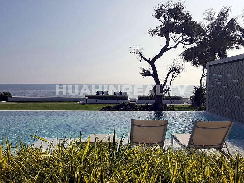 Шикарные апартаменты на побережье в Сантора Хуа Хин 1